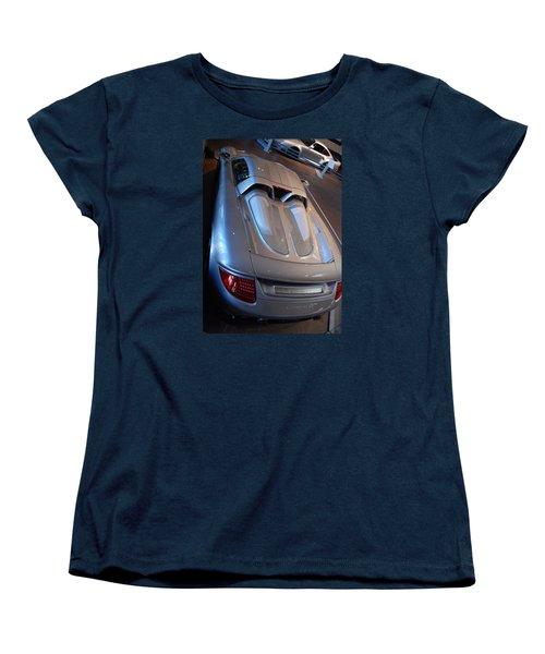 Rear Pov Women's T-Shirt (Standard Cut)