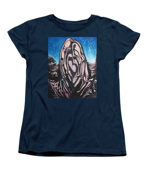 Recluse Women's T-Shirt (Standard Cut) by Michael  TMAD Finney