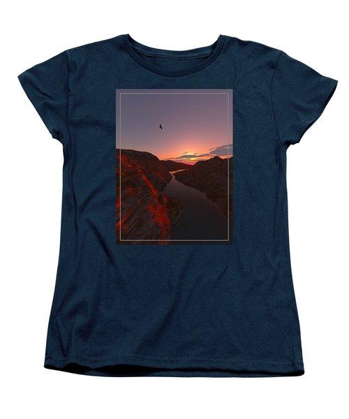 Red River... Women's T-Shirt (Standard Cut)