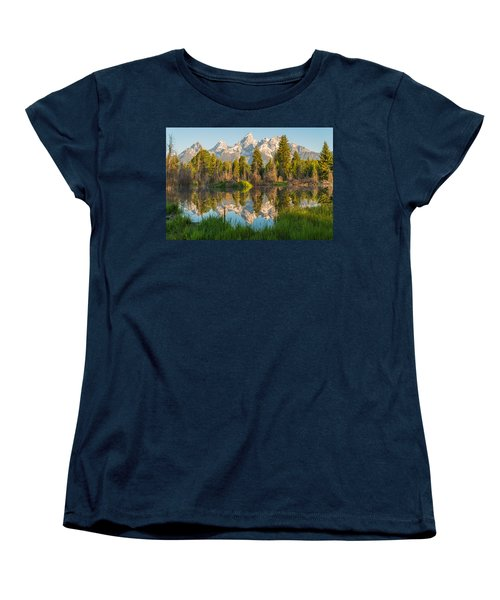 Reflecting On Everything Women's T-Shirt (Standard Fit)
