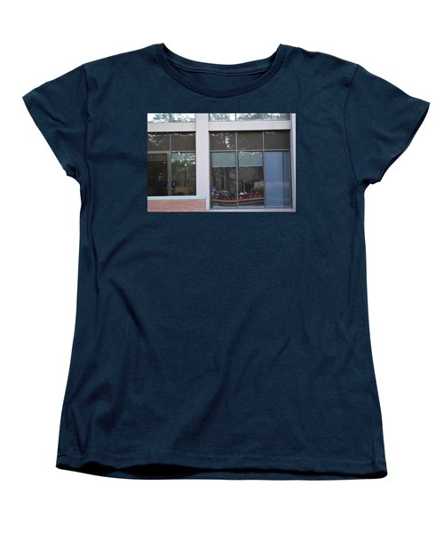 Reflection 1 Women's T-Shirt (Standard Cut) by Shawn Marlow