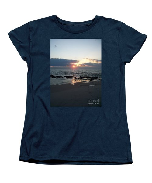 Reflections Cape May Point Women's T-Shirt (Standard Cut) by Eric  Schiabor