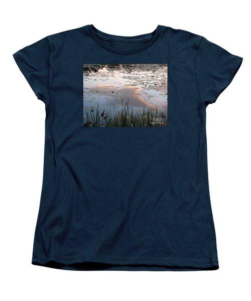 Reflections Women's T-Shirt (Standard Cut) by Michael Krek