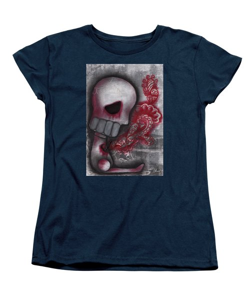 Released  Women's T-Shirt (Standard Cut) by Abril Andrade Griffith