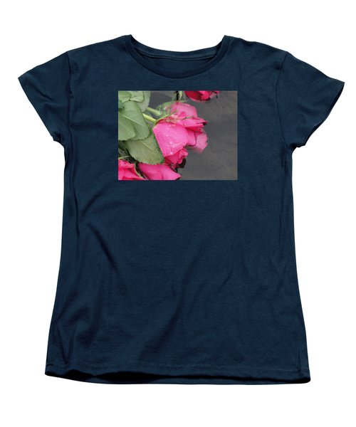 Women's T-Shirt (Standard Cut) featuring the photograph Remember by Tiffany Erdman