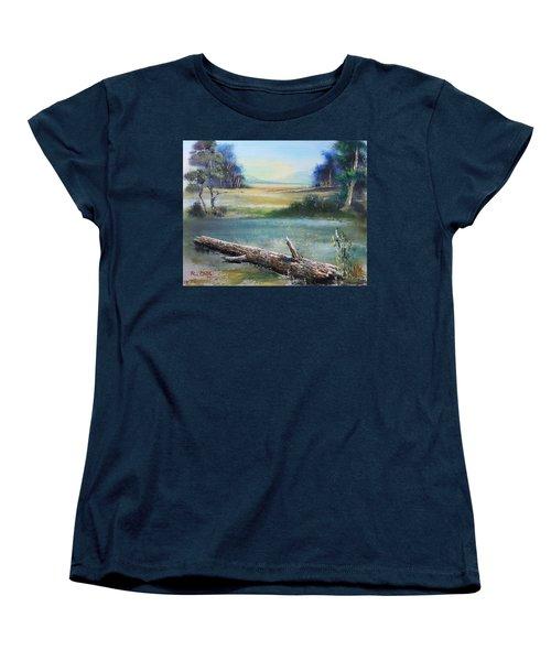 Remnant Women's T-Shirt (Standard Cut) by Remegio Onia