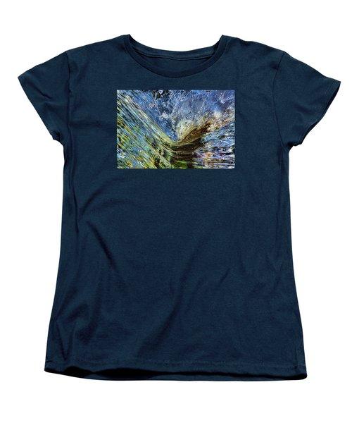 Resistance Is Futile Women's T-Shirt (Standard Cut) by Gary Holmes