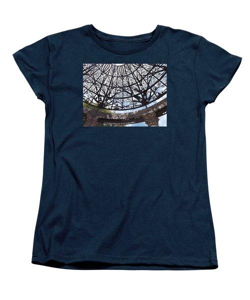 Rich In Beauty Women's T-Shirt (Standard Cut) by Caryl J Bohn