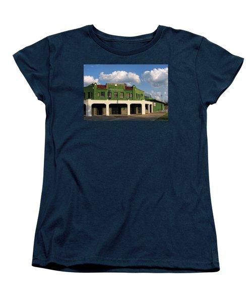 Rickwood Field Women's T-Shirt (Standard Cut) by Tom Gort