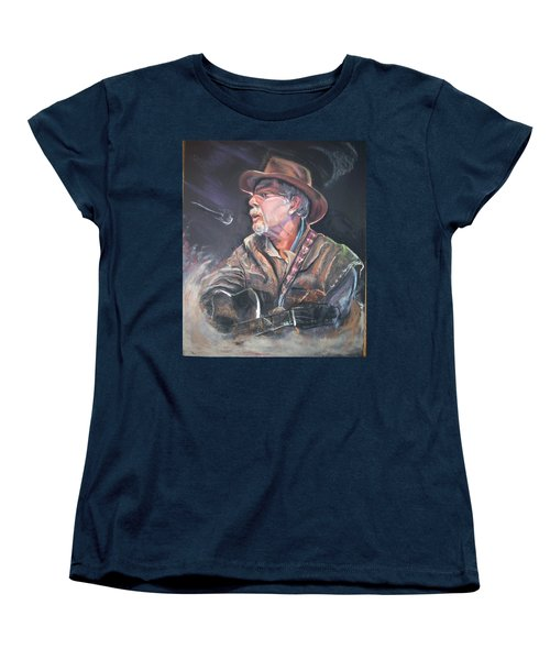 Rising Out Of The Sands Of Time Women's T-Shirt (Standard Cut) by Peter Suhocke