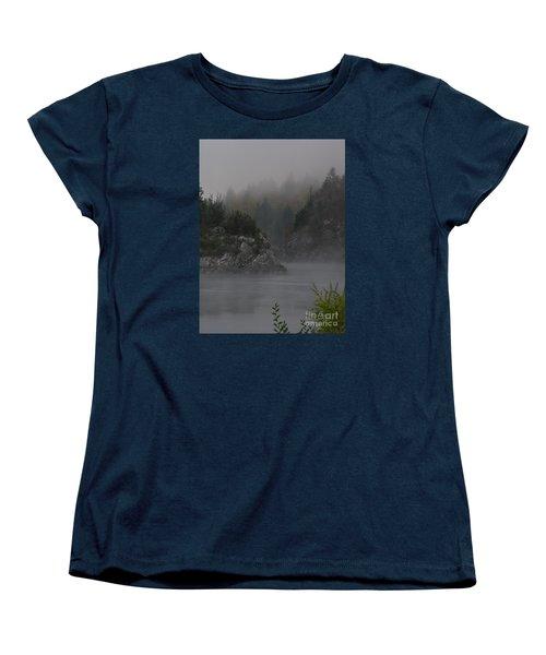 River Island Women's T-Shirt (Standard Cut) by Greg Patzer