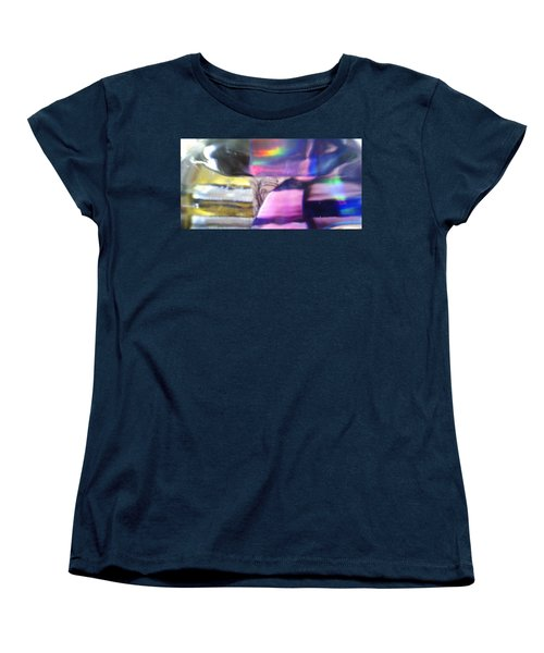 Women's T-Shirt (Standard Cut) featuring the photograph Road To Another Dimension by Martin Howard