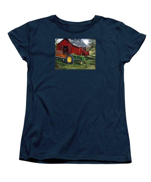 Rob Smith's Tractor Women's T-Shirt (Standard Cut)