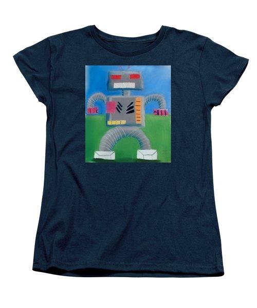 Metallic Women's T-Shirt (Standard Cut)
