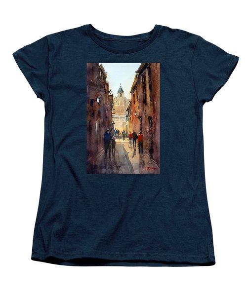 Rome Women's T-Shirt (Standard Cut) by Ryan Radke