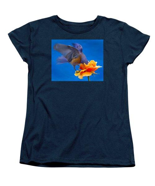Rose Excavation Women's T-Shirt (Standard Cut) by Jean Noren