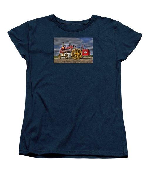 Russell Steam Women's T-Shirt (Standard Cut) by Shelly Gunderson