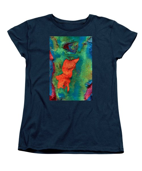 Women's T-Shirt (Standard Cut) featuring the photograph Rust Is Beautiful by Jerry Gammon