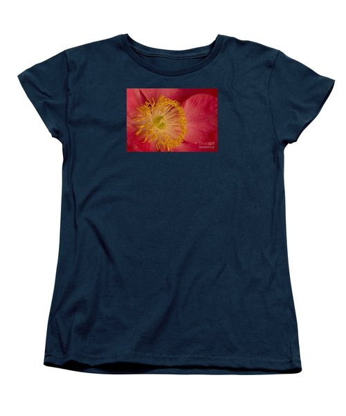 Women's T-Shirt (Standard Cut) featuring the photograph Salmon Dream by Nick  Boren