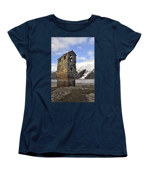 Saltwater Pump House Women's T-Shirt (Standard Cut)