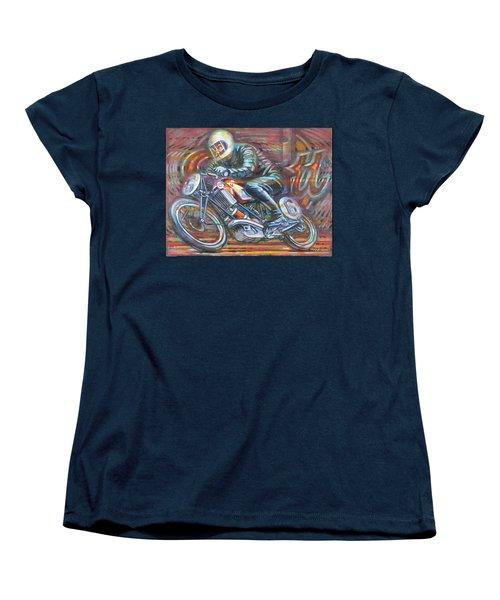 Scott 2 Women's T-Shirt (Standard Cut) by Mark Jones