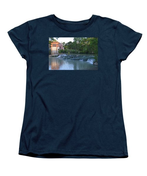 Seguin Tx 02 Women's T-Shirt (Standard Cut) by Shawn Marlow