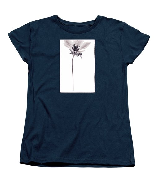 Women's T-Shirt (Standard Cut) featuring the photograph Sepia And Sharp by Caitlyn  Grasso