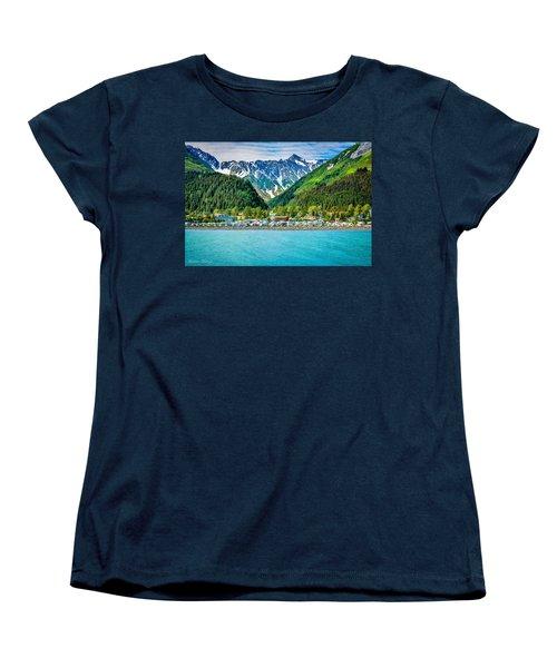 Seward Women's T-Shirt (Standard Cut) by Andrew Matwijec