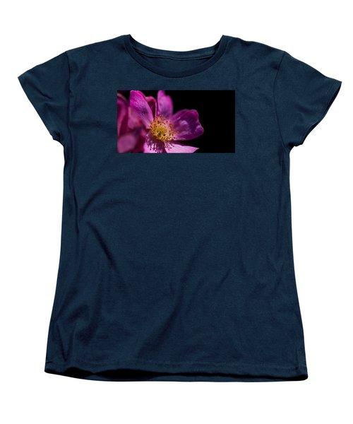 Shadows In My Heart Women's T-Shirt (Standard Cut) by Alex Lapidus