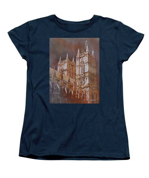 Shining Out Of The Rain Women's T-Shirt (Standard Cut) by Jenny Armitage