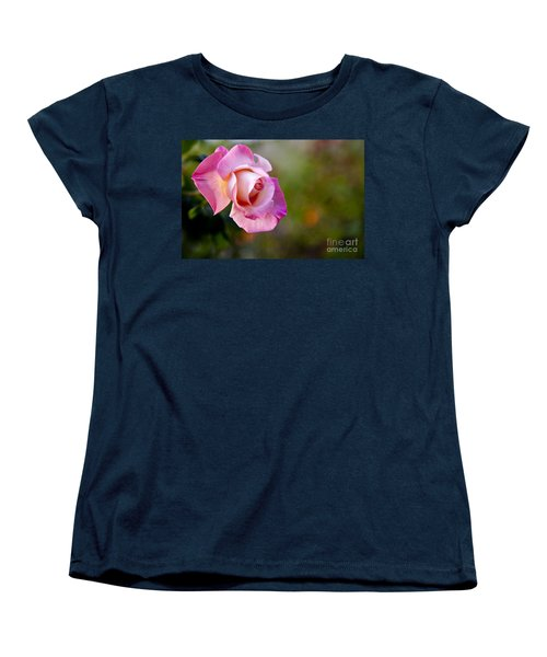 Women's T-Shirt (Standard Cut) featuring the photograph Short Lived Beauty by David Millenheft