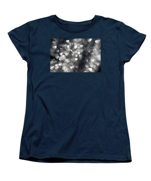 Showered In Love Women's T-Shirt (Standard Cut) by Beverly Stapleton