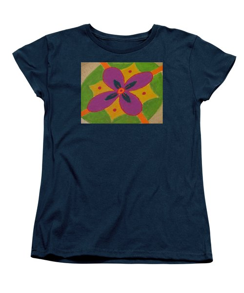 Shubh Vijayadashmi Women's T-Shirt (Standard Cut) by Sonali Gangane