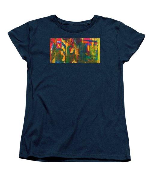 Sisters Women's T-Shirt (Standard Cut) by Anna Ruzsan