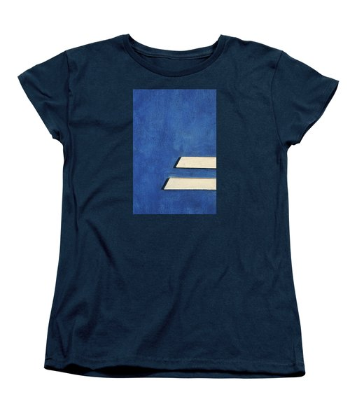 Skc 0304 Parallel Paths Women's T-Shirt (Standard Cut) by Sunil Kapadia