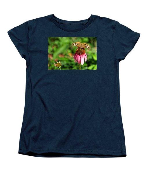 Soaking Up The Sun Women's T-Shirt (Standard Cut) by Dave Files