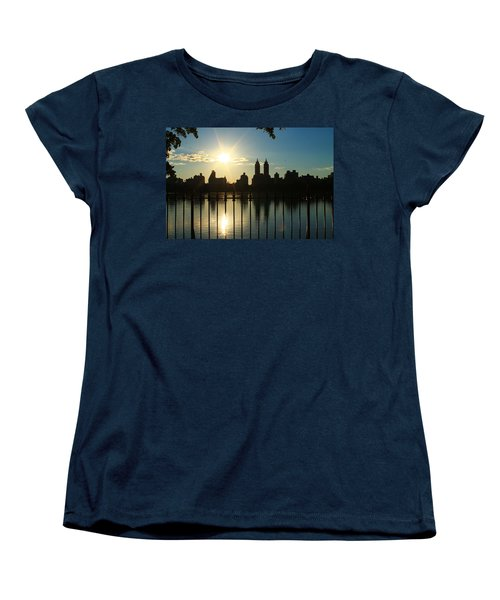 Soft Reflections Women's T-Shirt (Standard Cut) by Catie Canetti