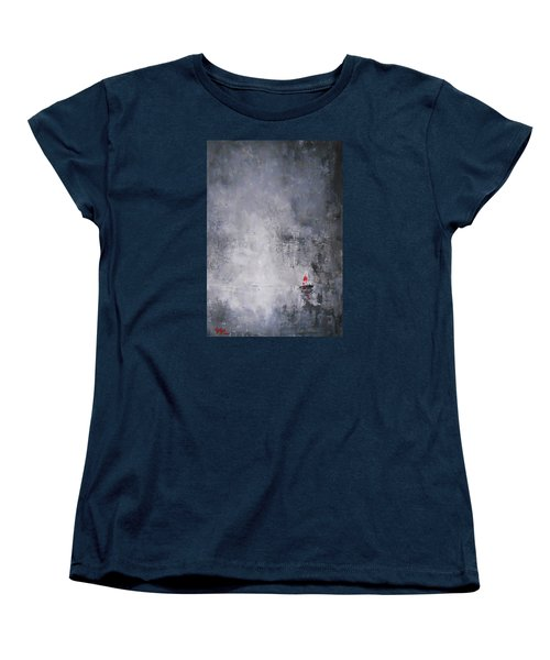 Solitude 2 Women's T-Shirt (Standard Cut) by Jane  See