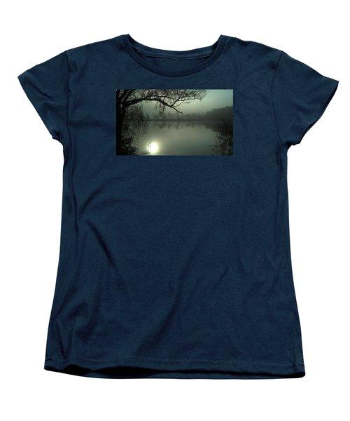 Solitude Women's T-Shirt (Standard Cut) by Joe Faherty