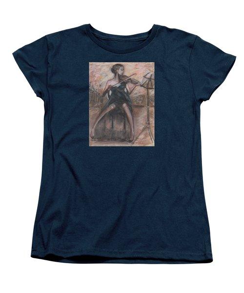 Solo Concerto Women's T-Shirt (Standard Cut)