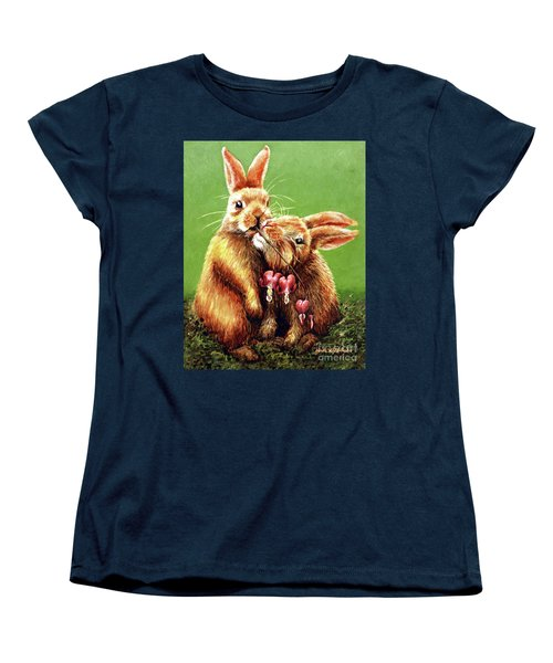 Some Bunny Loves You Women's T-Shirt (Standard Cut)
