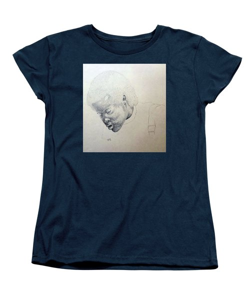 Sorrow Women's T-Shirt (Standard Cut) by Richard Faulkner