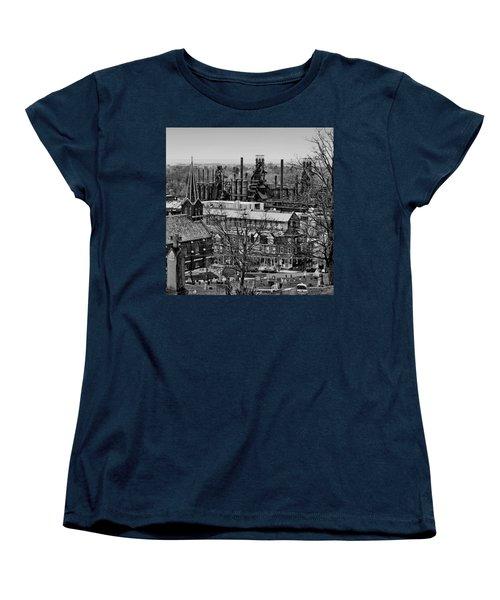 Southside Women's T-Shirt (Standard Cut) by DJ Florek