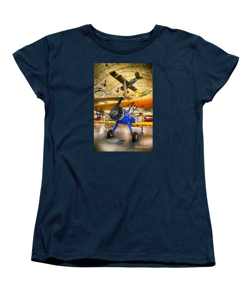 Spirit Of Tuskegee Women's T-Shirt (Standard Cut) by Jerry Fornarotto