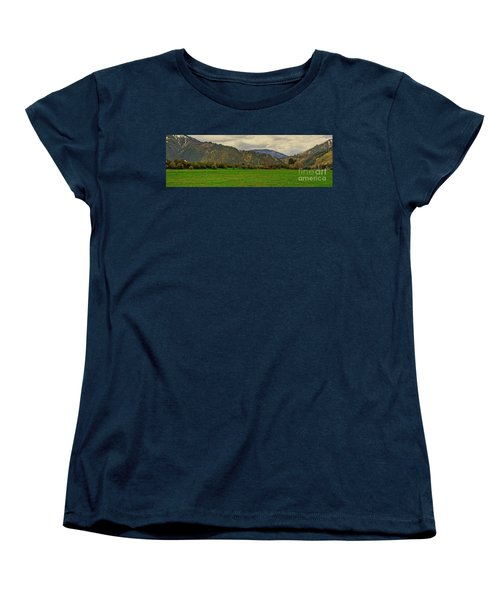 Spring Dandylions Women's T-Shirt (Standard Cut) by Sam Rosen