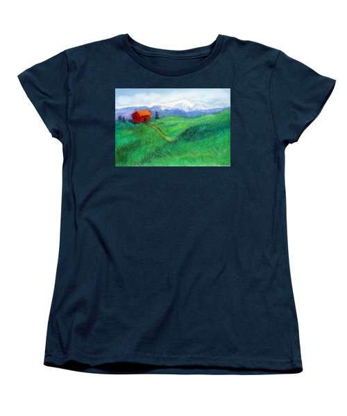 Spring Day Women's T-Shirt (Standard Cut) by C Sitton