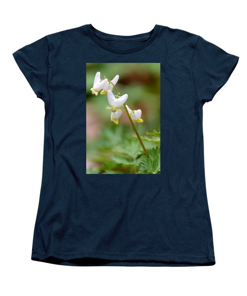 Spring Flower Women's T-Shirt (Standard Cut) by Tiffany Erdman