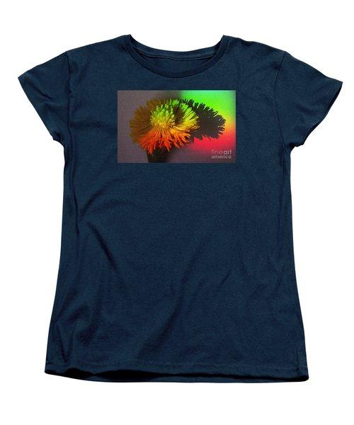 Spring Through A Rainbow Women's T-Shirt (Standard Cut) by Martin Howard