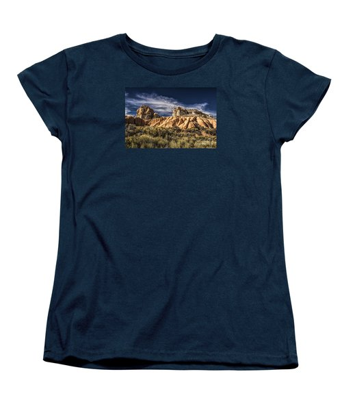 Spring Valley State Park Women's T-Shirt (Standard Cut) by Janis Knight