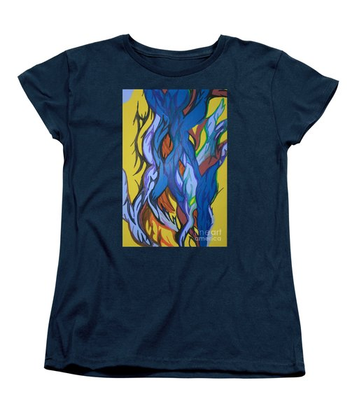Sprouting Seed 2 Women's T-Shirt (Standard Cut) by Mary Mikawoz